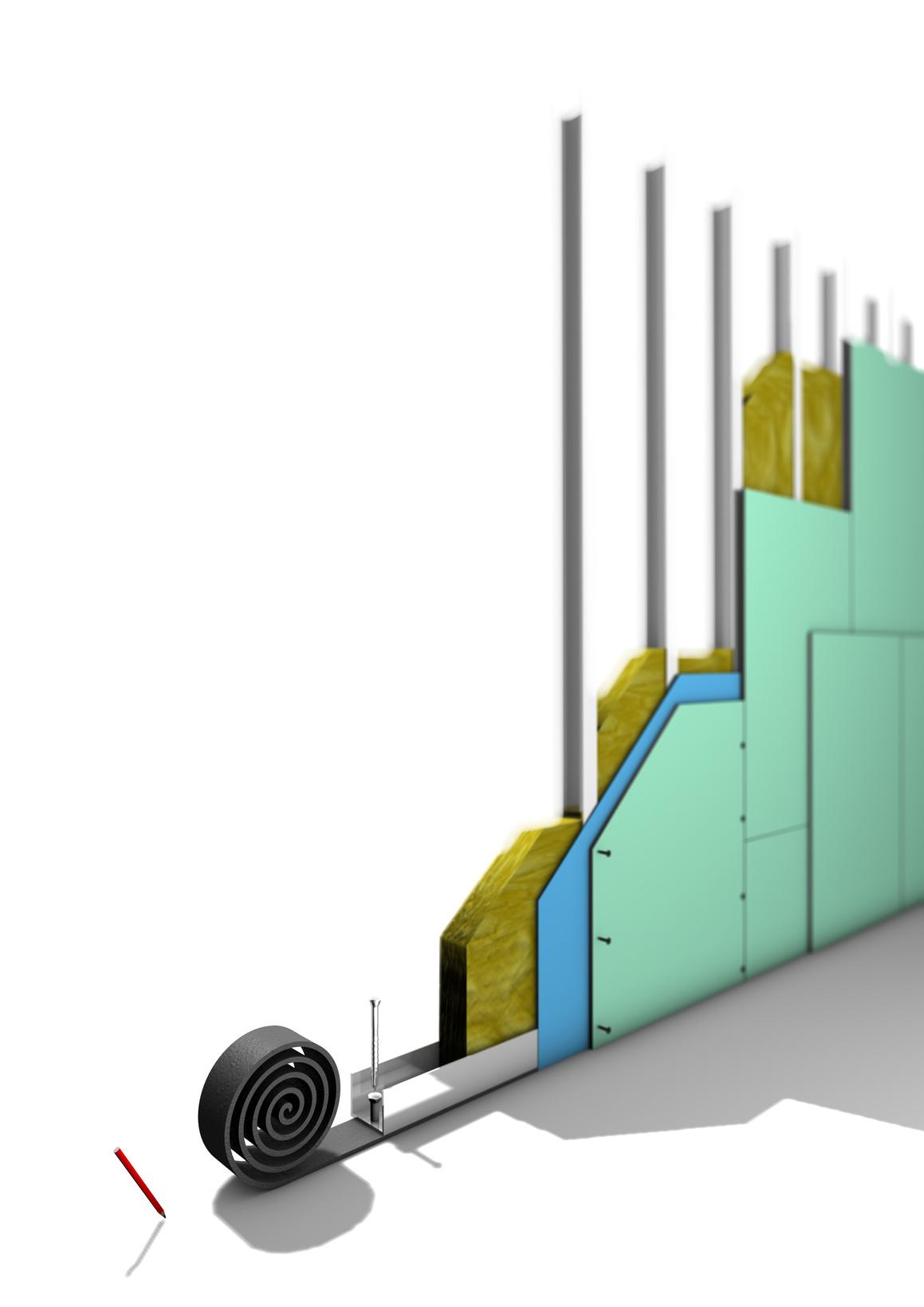 Berühmt Trockenbau - ideal für Sanierung und Grundriss-Umgestaltung HI78